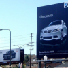 BMW Strikes Back with a Bilboard Ad